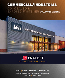 Commercial and Industrial Wall Panel Systems