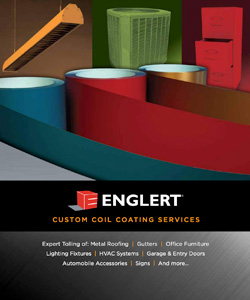 Custom Coil Coating Services