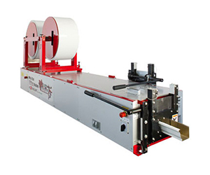 "Combo 5"" or 6"" Seamless Gutter Machine"
