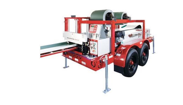 Multi Panel Roofing Machines